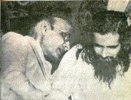 With Savarkar